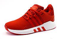 Кроссовки мужские Adidas Equipment, текстиль, красные, р. 42 44