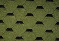 Битумная черепица Icopal Plano Tema зеленый