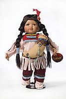 Декоративная этническая кукла Индианка (23 см)