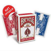 Пластиковые карты BICYCLE PRESTIGE 100