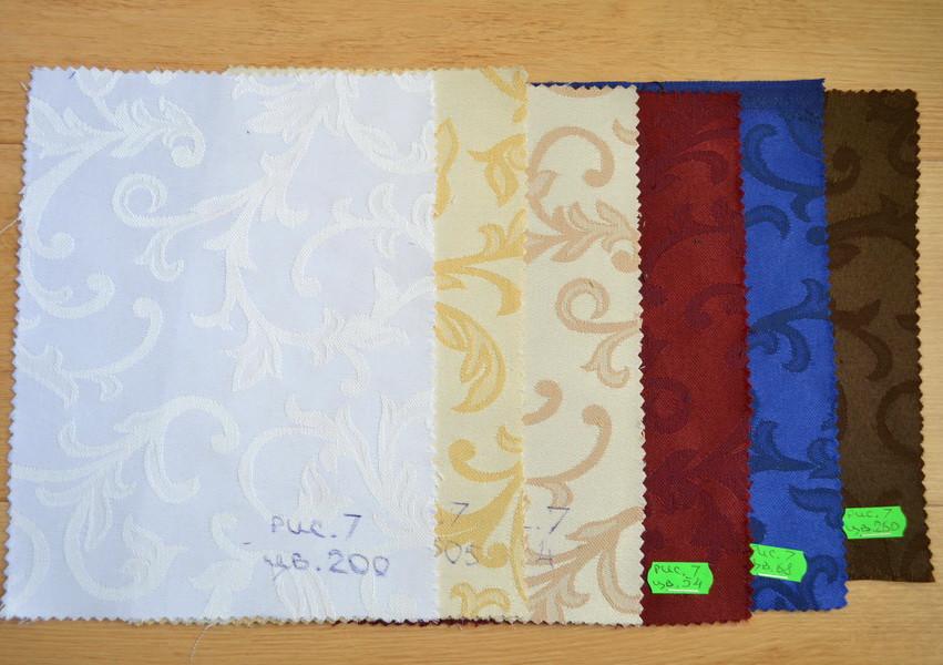 Teflon Лоза-150 (Рис.7) Цветная Скатертная ткань с пропиткой МВО