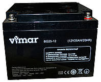 Vimar BG25-12 12V 25AH, фото 1