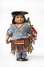 Декоративна етнічна лялька Індіанець (23 див.)