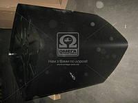 Бак топливный 350л КАМАЗ 915x660x660 под полуобор. крышку гол.  (пр-во Россия)