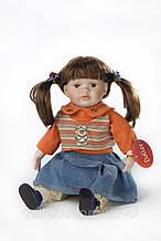 Фарфоровая мимическая кукла Нэнси