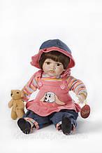 Фарфоровая мимическая кукла Мэгги