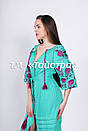 Платье бохо вышиванка, этно, бохо-стиль, вишите плаття вишиванка, Bohemian, фото 4