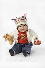 Фарфоровая мимическая кукла Эдди