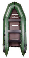 BARK BT-420S килевая моторная надувная лодка ПВХ Шестиместная жесткий разборной настил, фото 1