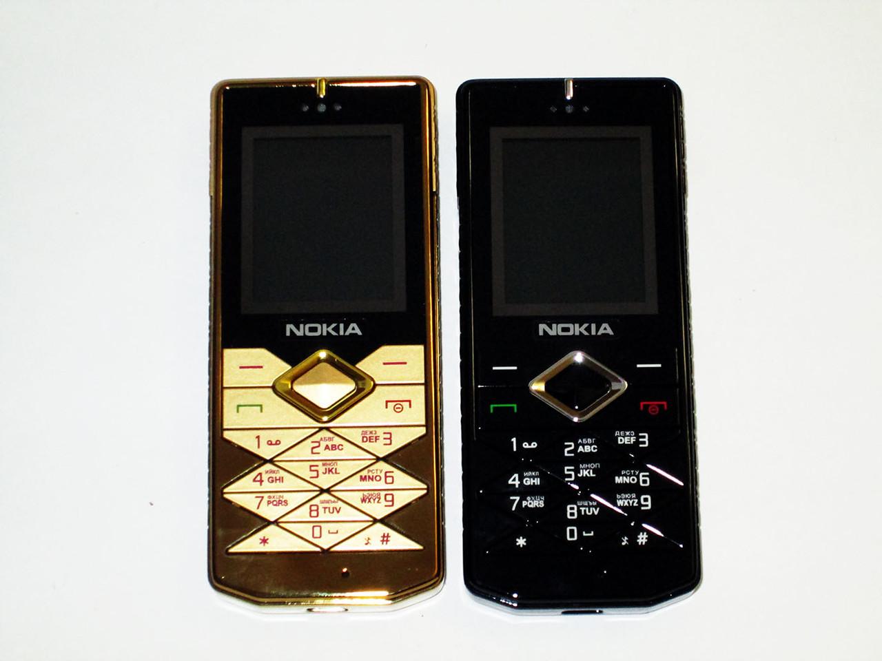 Телефон Nokia 7900 Prism - 2Sim - Метал.корпус - Fm - Bt - Cam