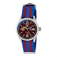 Часы Seiko 5 Sports SRP305K1 Automatic 4R36 FC Barcelona, фото 1