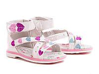Босоножки детские для девочки сердечки  Большой выбор интернет магазин http://saxo