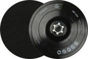 Опорный диск для самозацепных кругов (на липучке) Klingspor HST 359 D125мм