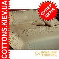 Комплект двуспального евро постельного белья Италия Mirka