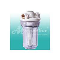 """Фильтр для воды AquaKut MIGNON Gusam 2P5""""1/2"""" на три выхода ( пустой)"""