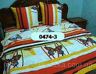 Комплект постельного БЯЗЬ gold дорогая 0474-3