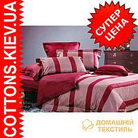 Комплект полуторного постельного белья из египетского хлопка 6401