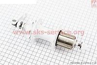 Втулка задняя MTB алюминиевая 14Gx36H под кассету 8-9-10зв, диск. тормоз, 2 пром-подшипники 6000 2RS, QUANTA KT-SR6R