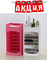 Органайзер для Косметики Cosmake Lipstick & Nail Polish Organizer. АКЦИЯ