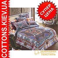 Двуспальное евро постельное белье с египетского хлопка Hermes ТМ Kesar Polo