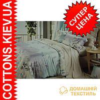 Комплект полуторного бамбукового постельного белья ТМ Kessar Polo 1024