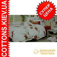 Комплект полуторного бамбукового постельного белья ТМ Kessar Polo 0459