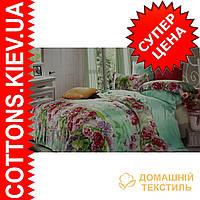 Комплект полуторного бамбукового постельного белья ТМ Kessar Polo 1005