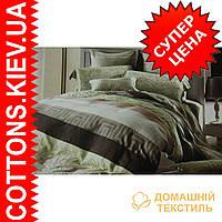 Комплект полуторного бамбукового постельного белья ТМ Kessar Polo 031