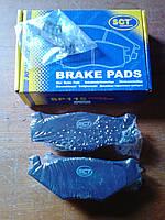 Тормозные колодки SCT SP 115: VW, Golf/Passat / SEAT, Cordoba