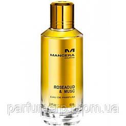 Mancera Rose Aoud & Musc (60мл), Unisex Парфюмированная вода  - Оригинал!