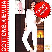 Женская нежная пижама кофта штаны фирмы Sabrina