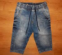 Мужские шорты на резинке светлые Турция код 272