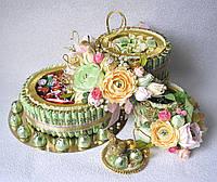 Торт-шкатулка из конфет Konafetto музыканту, фото 1