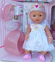 Кукла Пупс Baby born 8006-6 9 функций и 11 аксессуаров