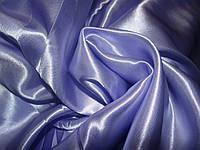 Атлас сатин светло голубой