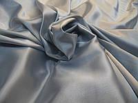 Стрейч атлас серебристый (серебро)