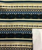 Ангора (на меху) полосы желтый