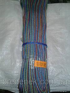 Шнур плетеный с наполнителем диаметр 7мм длина 100 м