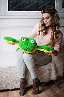 Игрушка подушка Лягушка 60 см