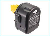 Аккумулятор DeWalt DE9074 (3000mAh ) CameronSino