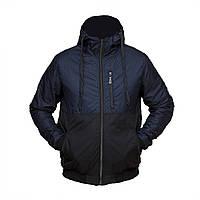 Чоловіча темно-синя куртка пр-во. Україна від виробника KD455, фото 1