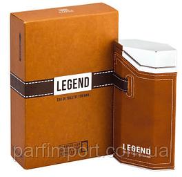 Emper Legend Men 100ml  туалетная вода мужская (оригинал подлинник  Объединённые Арабские Эмираты)