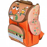 Ранец TIGER Clay Figure, оранжевый