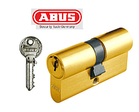 Цилиндр ABUS Е45 62мм 28х34мм  (3 ключа)