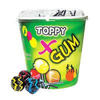 Леденцы Toppy X Gum Saturn , 100 шт