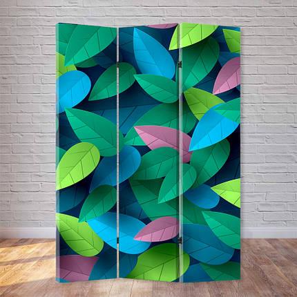 """Ширма """"Цветные листья"""", фото 2"""