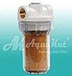 """Фильтр для воды AquaKut MIGNON Gusam 2P 5""""1/2"""" три выхода (с ионообменной смолой) HI"""