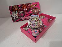 Детские наручные часы для девочки | «Monster High»
