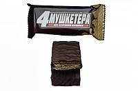 Конфеты глазурованные с вафельным корпусом Четыре мушкетера (Фас. 1 кг)