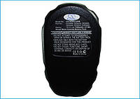 Аккумулятор DeWalt DW9096 (1500mAh ) CameronSino